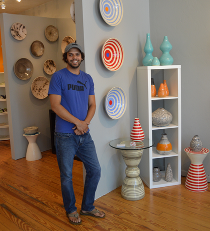 Shops and galleries in Saugatuck offer one-of-a-kind and rare items.