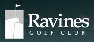 Ravines Golf Club in Saugatuck, Michigan near the Lake Michigan shore