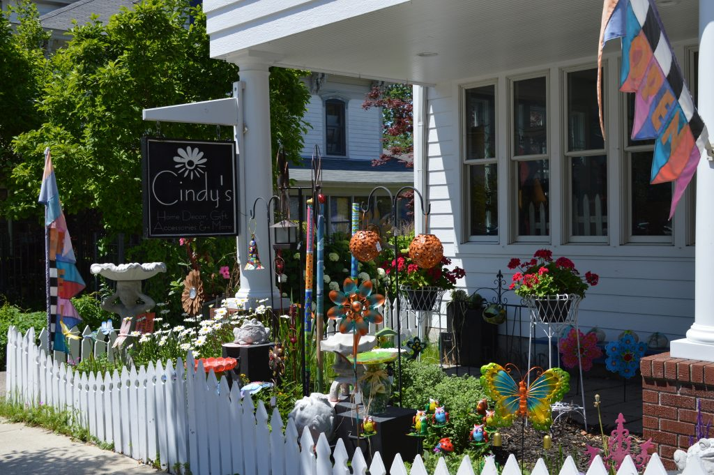 Shopping in Sugatuck, MI is a unique experience with many great shops you won't find anywhere else!