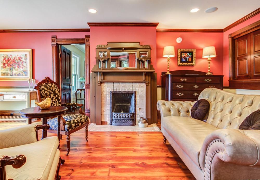 Twin Oaks Living Room