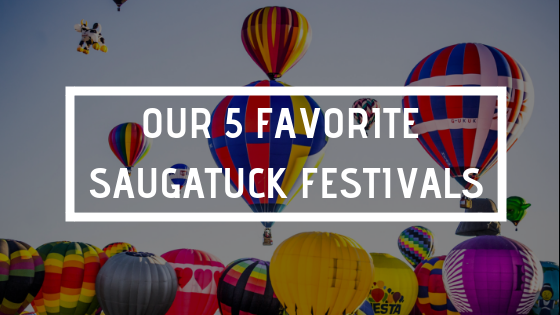 Our 5 Favorite Saugatuck Festivals