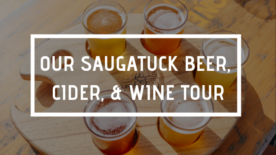 Our Saugatuck Beer, Cider, & Wine Tour